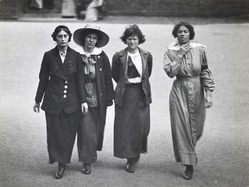 Suffragette Fellowship