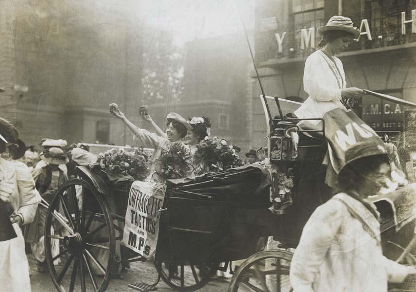 Suffragette Campaign 1903-1918